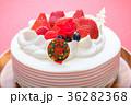 クリスマス クリスマスケーキ ケーキの写真 36282368