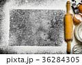 こむぎこ 小麦粉 粉類の写真 36284305