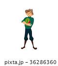 農夫 農家 農民のイラスト 36286360