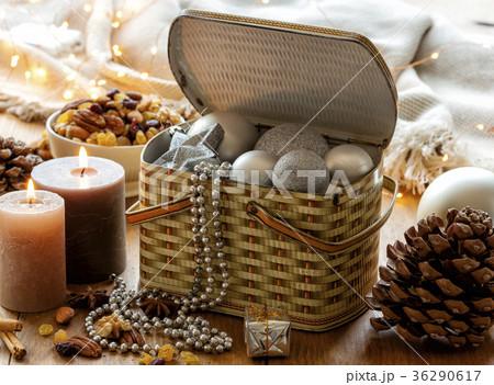 Christmas decorationsの写真素材 [36290617] - PIXTA