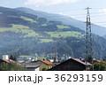 Village on mountain 36293159