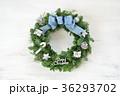 クリスマスリース 36293702