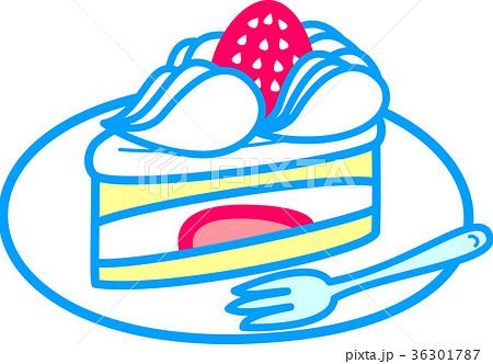 苺のショートケーキ 36301787