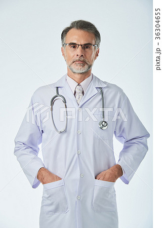 Experienced doctor 36304655