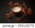 甘酒  delicious sweet alcoholic drink japan 36310579