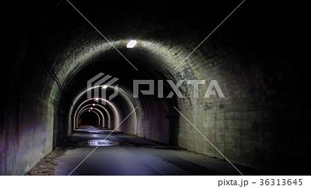 旧善波トンネル 36313645