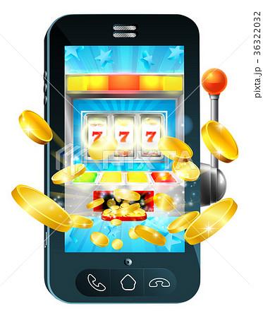 Fruit Machine Mobile Phone Concept 36322032