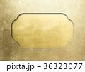 背景素材 フレーム 枠のイラスト 36323077