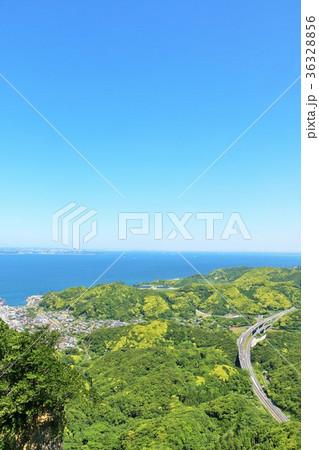 千葉県 鋸山からの展望 36328856