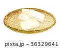 角餅 ザル 36329641