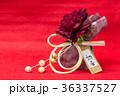 ぼたん 水引 花の写真 36337527