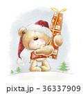 くま xマス クリスマスのイラスト 36337909