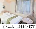 部屋 寝室 ベッドルーム  36344575
