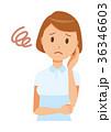 ベクター 女性 看護師のイラスト 36346603