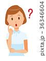 ベクター 女性 看護師のイラスト 36346604