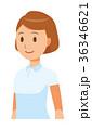 ベクター 女性 看護師のイラスト 36346621