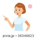 ベクター 女性 看護師のイラスト 36346623
