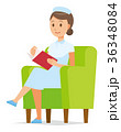 ベクター 女性 看護師のイラスト 36348084