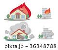 住宅 家 住居のイラスト 36348788