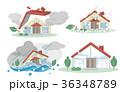 住宅、建物保険イメージ。 36348789