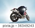 オートバイ バイカー バイクの写真 36349243
