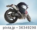 オートバイ バイカー バイクの写真 36349298
