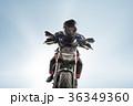 オートバイ バイカー バイクの写真 36349360