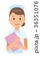 ベクター 女性 看護師のイラスト 36351076