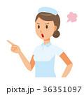 ベクター 女性 看護師のイラスト 36351097