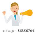 ベクター 医師 女医のイラスト 36356704