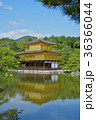 金閣寺 寺 池の写真 36366044