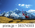 エベレスト山群のヘリポート 36374303