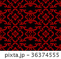 紅 真紅 色付くのイラスト 36374555