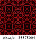 紅 真紅 色付くのイラスト 36375004