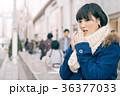 女性 若い 冬の写真 36377033