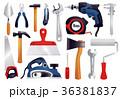 ハンマー 器具 道具のイラスト 36381837