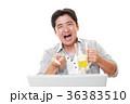 男性 人物 ビールの写真 36383510