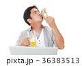 男性 人物 ビールの写真 36383513