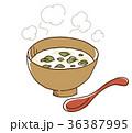 七草粥 イラスト 36387995