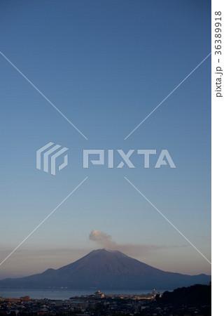 桜島の景色/鹿児島の美しい風景 36389918