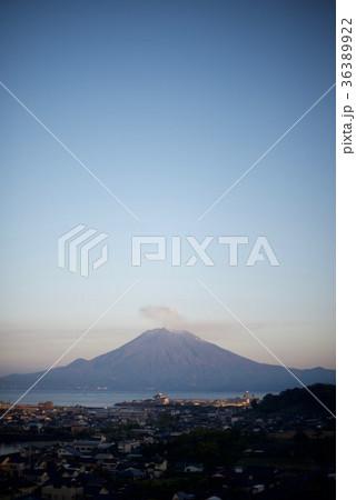 桜島の景色/鹿児島の美しい風景 36389922