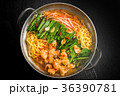プデチゲ 韓国の鍋料理Budaejjigae pot cuisine of Korea 36390781