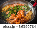 プデチゲ 韓国の鍋料理Budaejjigae pot cuisine of Korea 36390784