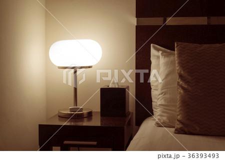 bed lightの写真素材 [36393493] - PIXTA