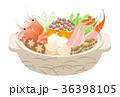 海鮮鍋 冬の味覚 36398105