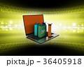 立体 3D 3Dのイラスト 36405918