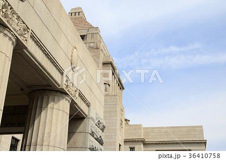 都市風景(東京、国会議事堂) 36410758