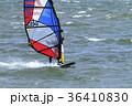 サーフィン 海 人物の写真 36410830