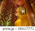 タイ アユタヤ ワット・パナン・チューン 大仏 36417771