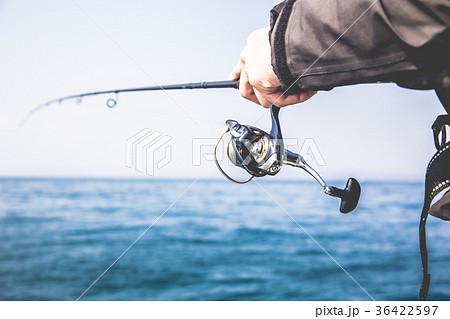 海釣り リール 36422597